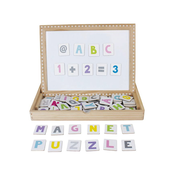 Jabadabado - Magnettafel ABC in Box