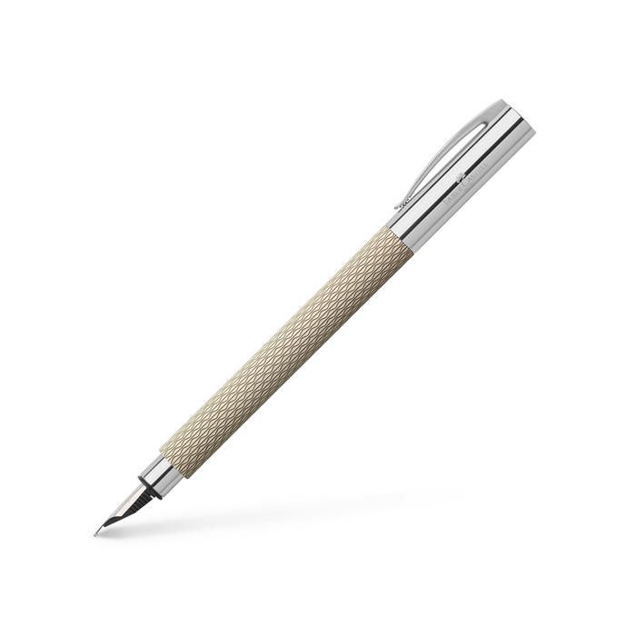 Faber Castell - Füllfederhalter White Sand
