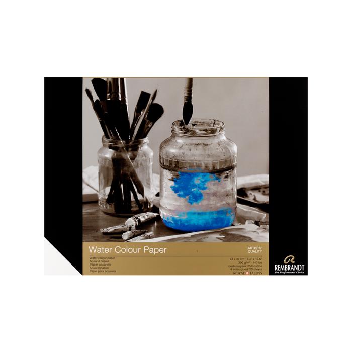 Rembrandt - Water Color Papier Aquarellpapier