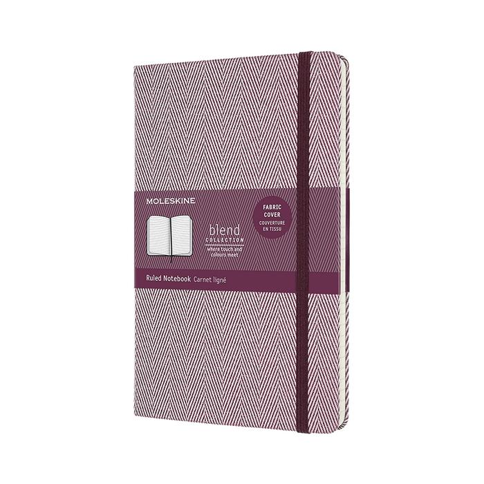 Moleskine - Blend Collection Large Ruled Purple