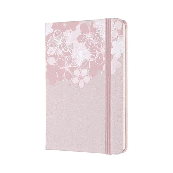 Moleskine - Sakura Pocket Ruled Rose