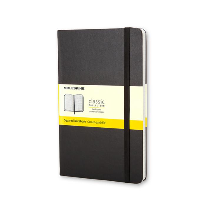 Moleskine - Classic Pocket Squared